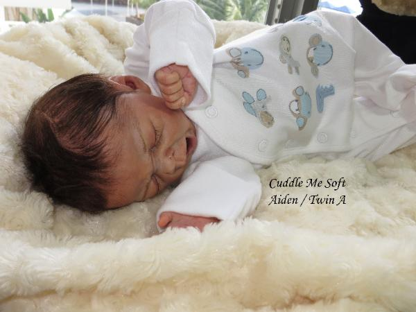 Reborn Baby Boy For Sale Wee Yawns By Marita Winters