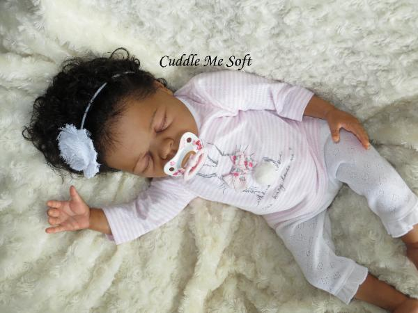 OOAK Reborn Baby Girl by Fay O'Neal