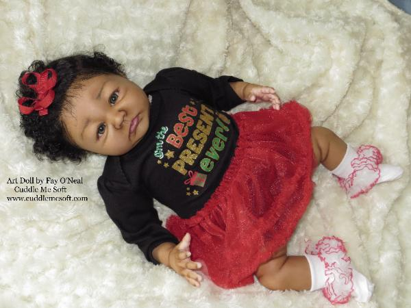 Aa Ethnic Reborn Baby Girl For Sale Aubrey By Denise Pratt