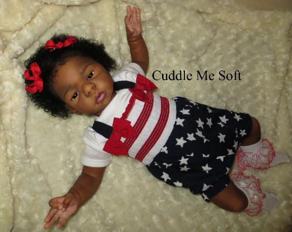 Aa Ethnic Reborn Baby Girl For Sale Brooklyn Nevaeh