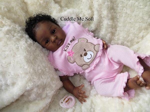 AA Reborn Baby for adoption