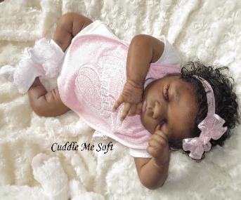 Cuddle Me Soft Reborn Nursery Adopted