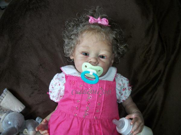 reborn baby girl for sale