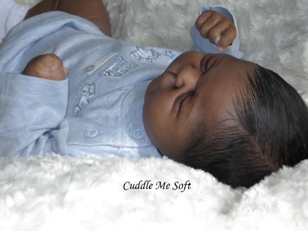 black reborn baby for sale