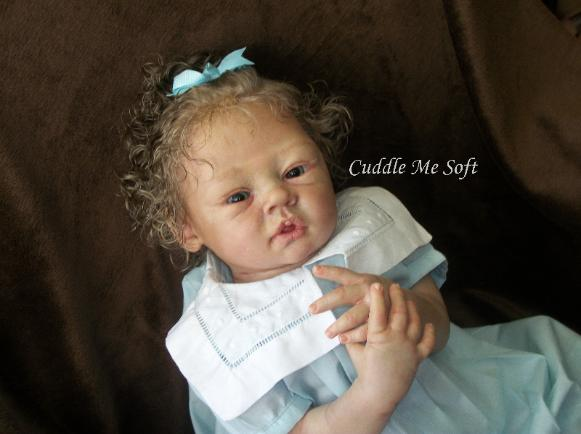 OOAK Reborn Baby Girl For Sale Sold Out Summer by Mylene Swertz