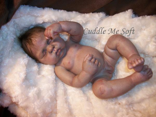 Anatomically correct reborn doll