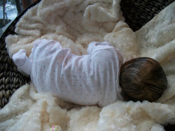 Jewel - Lifelike Reborn Baby Girl for Sale