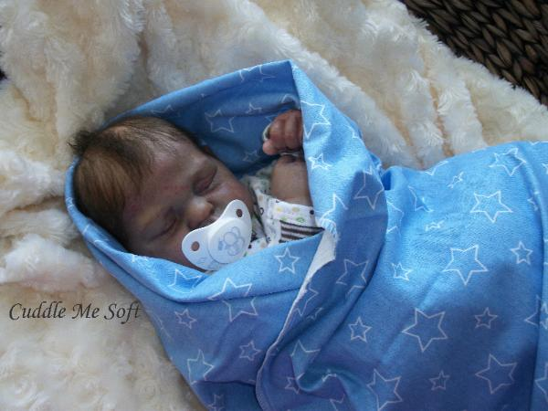 Reborn Baby Boy For Sale