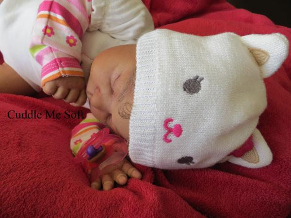 Realistic Newborn Reborn Baby Girl For Sale,