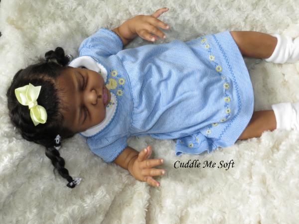AA / Ethnic reborn doll for sale