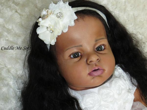 Aa Ethnic Reborn Toddler For Sale Taylor