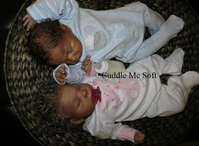 Reborn Twins for sale